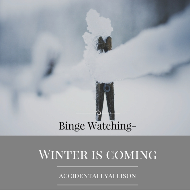 Binge Watching-