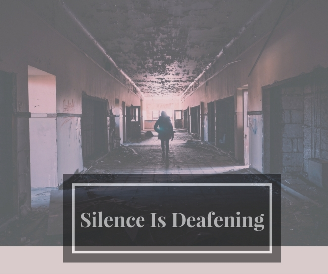silence-is-deafening